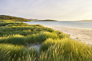Outer Hebrides Framed Prints - Coastal Scenic, Sound Of Taransay, Isle Of Harris, Outer Hebrides, Scotland Framed Print by Tim Hurst
