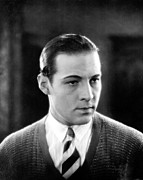 Sex Symbol Photo Prints - Cobra, Rudolph Valentino, 1925 Print by Everett