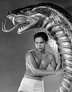 Publicity Shot Photos - Cobra Woman, Sabu, 1944 by Everett
