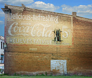 Purchase Framed Prints - Coca Cola Framed Print by Steven  Michael
