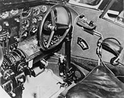 Controls Framed Prints - Cockpit Of Amelia Earharts Plane Framed Print by Everett