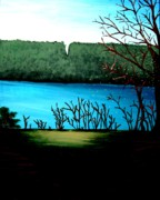 Etc. Paintings - Codorus by Hannah  Pollard