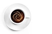 Coffee And Cream Print by Gert Lavsen