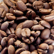 Coffe Posters - Coffee Beans Poster by Jim DeLillo