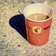 Coffee Print by Scott Norris
