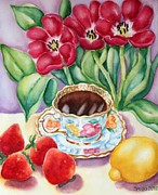 Strawberry Originals - Coffee with Flavour by Inese Poga