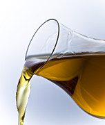 Pouring Wine Photos - Cognac by Frank Tschakert