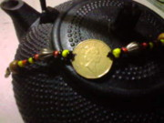 Metal Jewelry - Coin Bracelet by Evans  Ngure