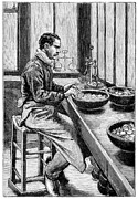 Black Commerce Art - Coin Production, 19th Century by