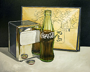 Vic Vicini - Coke at Rod