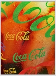Coke Bubbles Print by Kevin D Davis