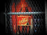 Coke Print by Michael L Kimble