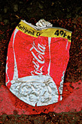 Jez Prints - Coke oclock Print by Jez C Self