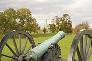Sharpsburg Photos - Col. Stephen Lees Battery by Mick Burkey