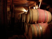 Wine Cellar Photos - Colchagua Valley Wine Barrels II by Brett Winn
