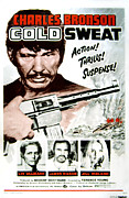 Bronson Framed Prints - Cold Sweat, Charles Bronson, Liv Framed Print by Everett