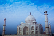 Marble Art - Cold Taj by Nila Newsom