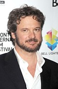 Toronto International Film Festival Tiff Framed Prints - Colin Firth At Arrivals For Easy Virtue Framed Print by Everett