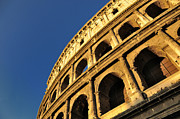 Italy Photo Prints - Coliseum. Rome Print by Bernard Jaubert