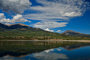 Collegiate Peaks Framed Prints - Collegiate Peaks Framed Print by Tim Reaves