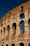 Colliseum Framed Prints - Colliseum 15 Framed Print by Art Ferrier