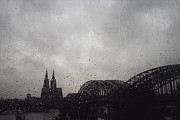 Natural Forces Art - Cologne Cathedral And Hohenzollern by Raul Touzon