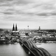Cologne Prints - Cologne Print by Nina Papiorek