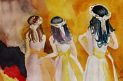 Carole Johnson - Colombian Wedding Party