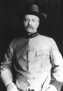 Presidents Art - Colonel Theodore Roosevelt by War Is Hell Store
