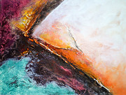 Inspirational Paintings - Color Energy by Viaina