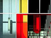 Grid Posters - Color Grid 1 Poster by Gary Everson