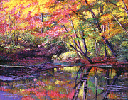 Choice Paintings - Color Poetry by David Lloyd Glover