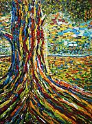 Nancy Van den Boom - Color Tree