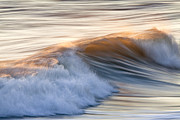 Slow Posters - Color Wave ll Poster by Rob Travis