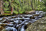 Colorado Stream Prints - Colorado 4 Print by Chris  Mautz