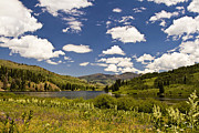 Canon 7d Prints - Colorado Country Print by Scott Pellegrin