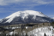 Snow Cap Photos - Colorado Rocky Mountain High by Brendan Reals