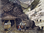 Colorado Silver Mines, 1874 Print by Granger