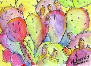 Arizona Memories Paintings - Colorbox by Nancy Matus