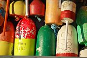 Lucia Vicari - Colored Buoys