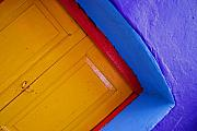 Light Blue Photos - Colores de Guanajuato by Skip Hunt