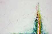 Drips Paintings - Colorful Abstract by Zack Settle
