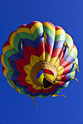 Envelope Framed Prints - Colorful Balloon Framed Print by Garry Gay