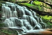 Adam Jewell - Colorful Cascade
