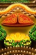 Gaspar Avila - Colorful decorations