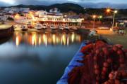 Gaspar Avila - Colorful harbour