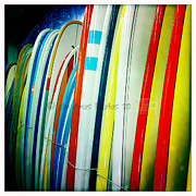 Longboard Originals - Colorful Longboards by Jason Bogs