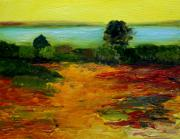 Julie Lueders Originals - Colorful Prairie by Julie Lueders