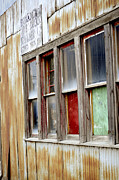 Colorful Windows Print by Fran Riley