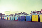 Sussex Framed Prints - Colors Of Brighton Framed Print by Violet Damyan